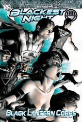 DC - Blackest Night Black Lantern Corps Vol 2 TPB