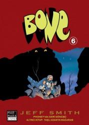 Marmara Çizgi - Bone Cilt 6 Yaşlı Adamın Mağarası