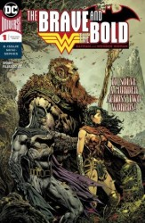 DC - Brave & The Bold Batman & Wonder Woman # 1