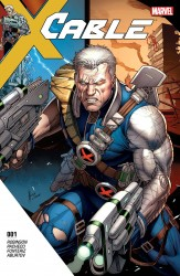 Marvel - Cable # 1
