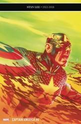 Marvel - Captain America (2018) # 6