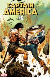 Marvel - Captain America (2018) # 6 Guice Conan Variant