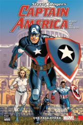 Marmara Çizgi - Captain America Steve Rogers Çok Yaşa Hydra