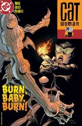 DC - Catwoman (3rd Series) # 39