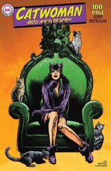 DC - Catwoman 80th Anniversary 100 Page Super Spectacular # 1 1950s Travis Charest Variant