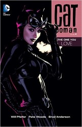 DC - Catwoman Vol 4 The One You Love TPB