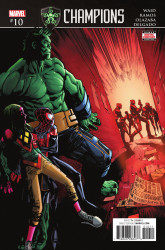 Marvel - Champions # 10