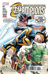 Marvel - Champions # 2
