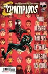 Marvel - Champions # 24