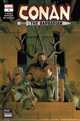 Conan The Barbarian Sayı 4