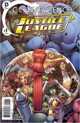 DC - Convergence Justice League #1-2 Set