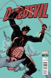 Marvel - Daredevil # 2 1:25 Yu Variant