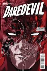 - Daredevil # 6 Story Thus Far Variant