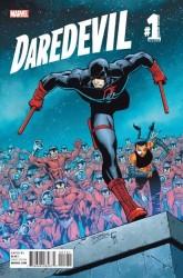Marvel - Daredevil Annual # 1 Lim Variant