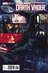 Marvel - Star Wars Darth Vader (2015) # 25 Cover E