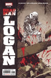 Marvel - Dead Man Logan # 1