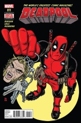 Marvel - Deadpool #11