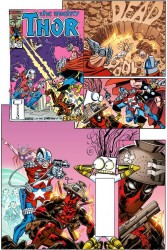 Marvel - Deadpool #14 Secret Comic Variant