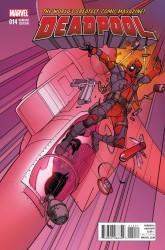Marvel - Deadpool # 14 Variant