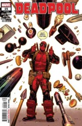 Marvel - Deadpool (2018) # 15