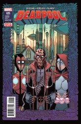 Marvel - Deadpool #25