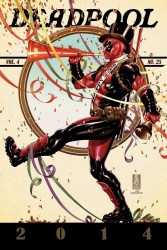 Marvel - Deadpool #25 Now