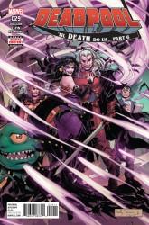 Marvel - Deadpool # 29