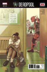 Marvel - Deadpool # 33