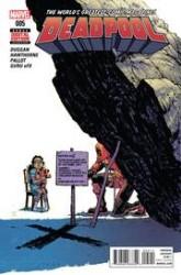 Marvel - Deadpool # 5