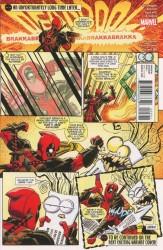 Marvel - Deadpool # 5 Secret Comic Variant