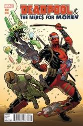 Marvel - Deadpool & The Mercs For Money (2. Seri) # 2 Sliney Variant