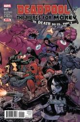 Marvel - Deadpool & The Mercs For Money (2. Seri) # 9