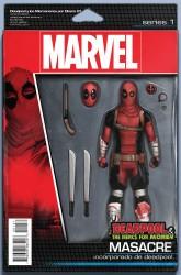 Marvel - Deadpool & The Mercs For Money (2. Seri) # 1 Christopher Action Figure Variant