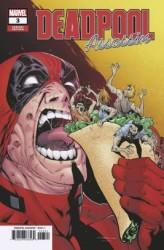 - Deadpool Assassin # 3 Coello Variant