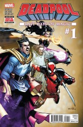 Marvel - Deadpool Last Days Of Magic # 1