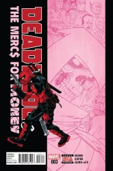 Marvel - Deadpool & The Mercs For Money (1. Seri) # 3