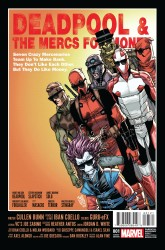 Marvel - Deadpool & The Mercs For Money (2. Seri) # 1 Camuncoli Variant