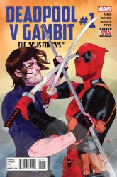 Marvel - Deadpool V Gambit # 1