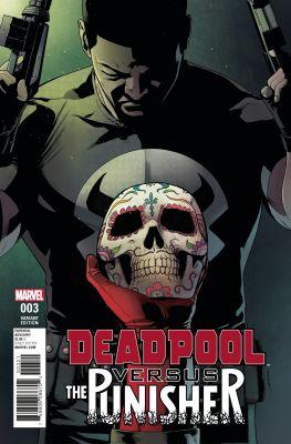 Deadpool Vs Punisher # 3 Variant