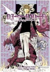 Akılçelen - Death Note - Ölüm Defteri Cilt 6