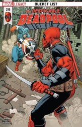 Marvel - Despicable Deadpool # 296