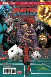 Marvel - Despicable Deadpool # 297