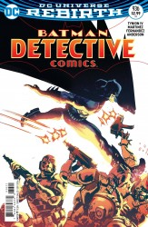 DC - Detective Comics # 936 Variant Cover