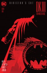 DC - Batman Dark Knight III The Master Race #1 Directors Cut
