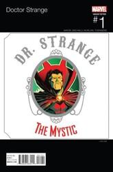 Marvel - Doctor Strange # 1 Doe Hip Hop Variant