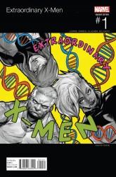 Marvel - Extraordinary X-Men # 1 Greene Hip Hop Variant