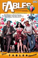 Vertigo - Fables Vol 13 The Great Fables Crossover TPB