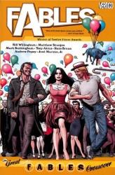 Vertigo - Fables Vol 13 The Great Fables Crossover TPB