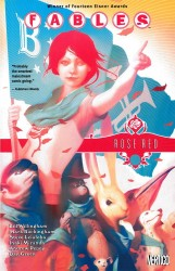 Vertigo - Fables Vol 15 Rose Red TPB