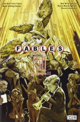 Vertigo - Fables Vol 22 Farewell TPB